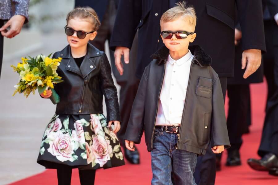 Gabriella n'avait pas accompagné son frère et ses parents aux célébrations de la Sainte-Dévote, le 27 janvier