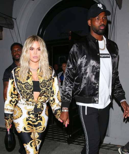 Khloe Kardashian et son compagnon Tristan Thompson sont devenus parents de la petite True, le 12 avril 2018