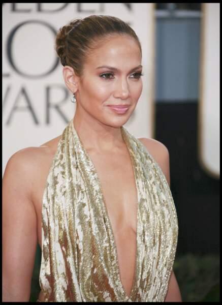 Jennifer Lopez 66 CEREMONIE DES GOLDEN GLOBE AWARDS A LOS ANGELES - A