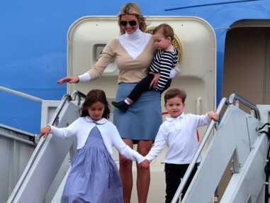 Look - Ivanka Trump accorde toujours la tenue de ses enfants à la sienne