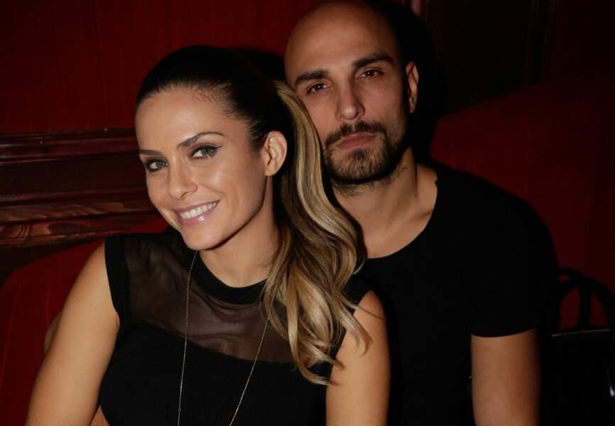 Clara Morgane et son mari DJ Jey Didarko