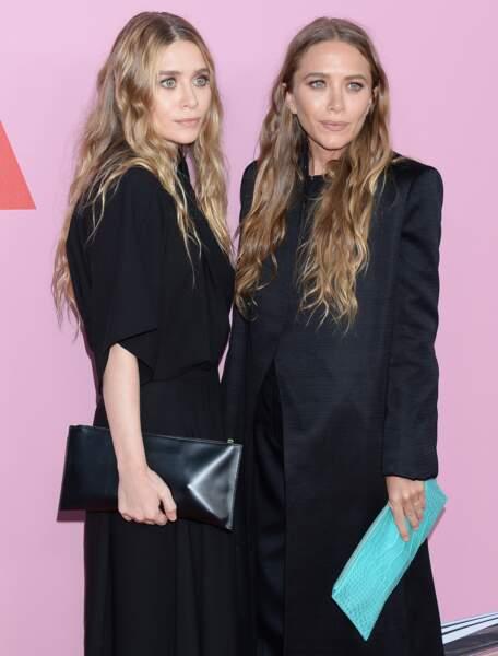 Les soeurs Olsen, fans de boucles hippies