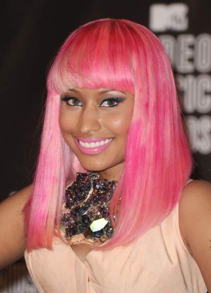 Nicki Minaj en 2010 aux MTV Video Music Awards