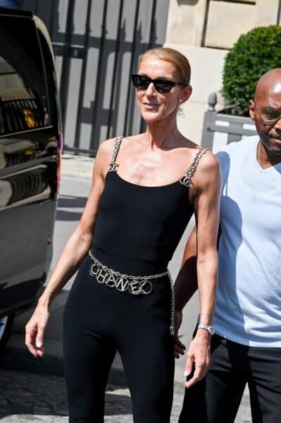 Céline Dion ne se soucie plus de plaire au plus grand nombre, elle veut expérimenter