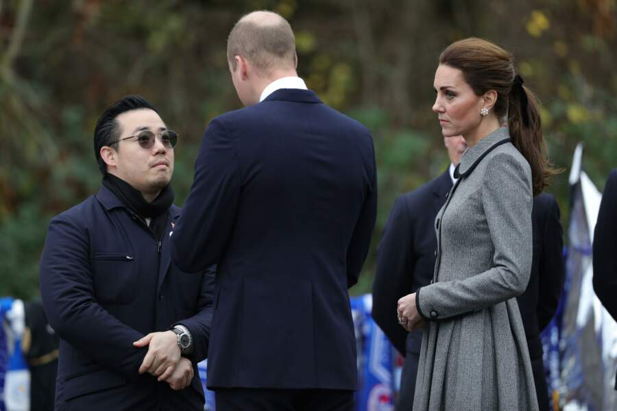 Kate Middleton très chic avec cette pièce signée Catherine Walker