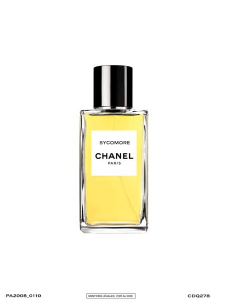 Sycomore, Chanel