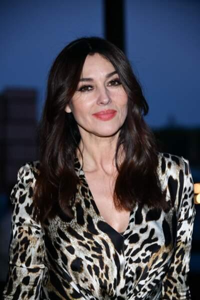 L'actrice italienne n'a pas pris une ride