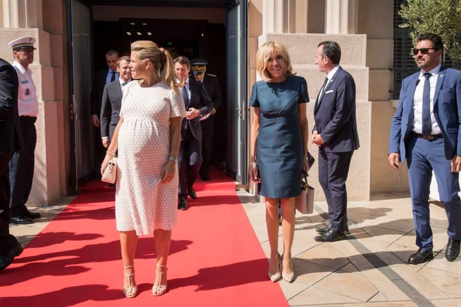 Ils se sont affichés ensemble pour la première fois au festival de Cannes