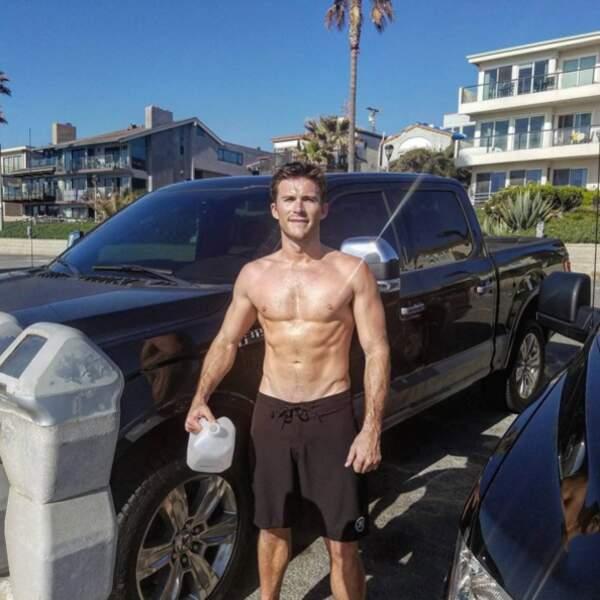 Scott Eastwood, fils de Clint Eastwood