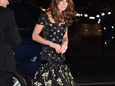 PHOTOS - Kate Middleton, ce look qui marque sa différence avec Meghan Markle