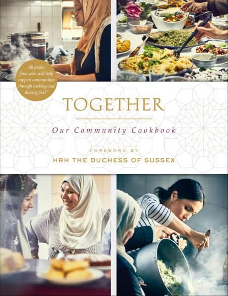 La couverture du livre de recettes