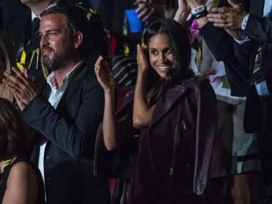 Le prince Harry et Meghan Markle pour la première fois ensemble à un événement public
