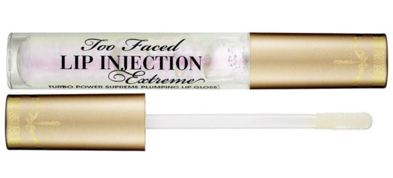 Gloss Lip Injection Extrême, Too faced, 28€