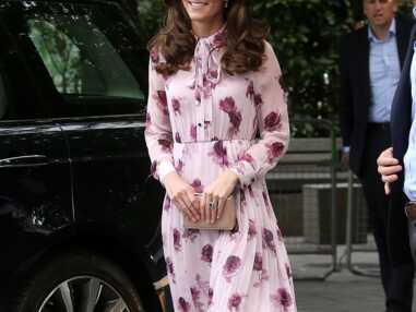 On veut la robe à fleurs de la duchesse de Cambridge