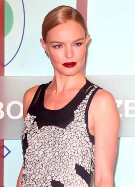 l'actrice Kate Bosworth à New York