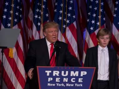 Les cheveux de Donald Trump