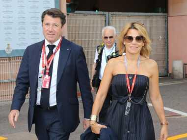 PHOTOS – Laura Tenoudji au Grand Prix de Monaco