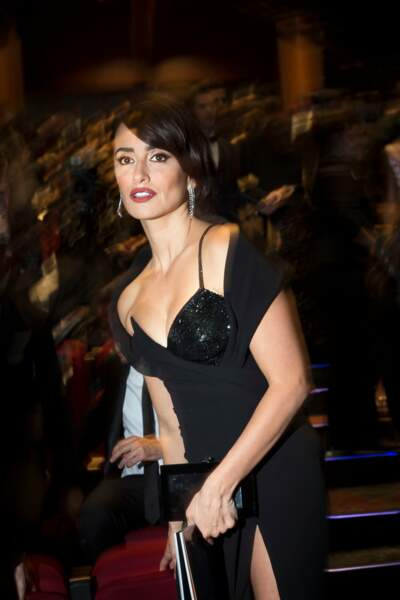 Penelope Cruz aux Goya Awards à Madrid