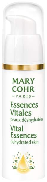 Iris Mittenaere adore les huiles et tout particulièrement les Essence Vitales Mary Cohr