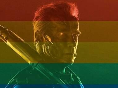 Les stars célèbrent le mariage gay aux USA