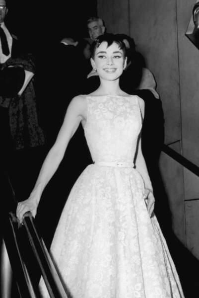 Audrey Hepburn - Givenchy, 112 000 euros