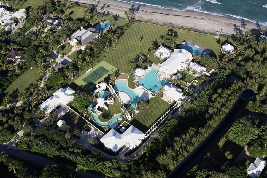 Celine Dion reportedly selling palatial Florida estate for a whopping  million.