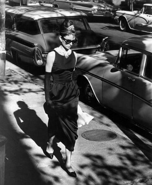 Audrey Hepburn - Givenchy, 786 000 euros