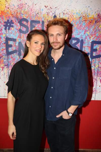 Lorie Pester et son petit ami Roby Schinasi