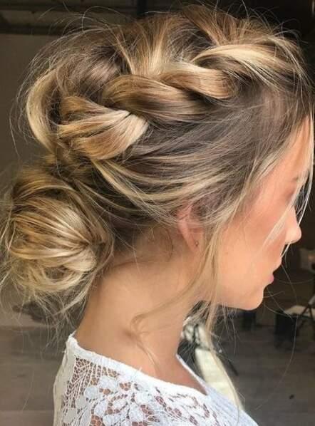 Coupes De Cheveux Les Tendances Coiffure De L Ete Reperees Sur Pinterest Gala