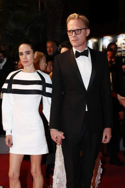 Jennifer Connelly et son mari Paul Bettany