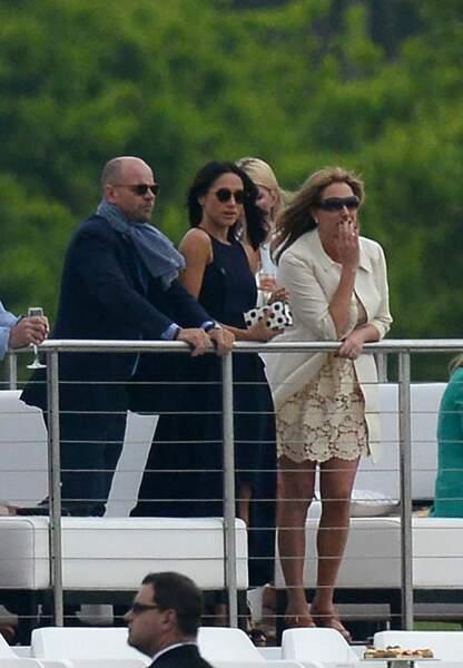 Meghan Markle et le prince Harry radieux pour leur première apparition officielle à deux.