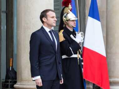PHOTOS - Découvrez la coquetterie fashion d'Emmanuel Macron