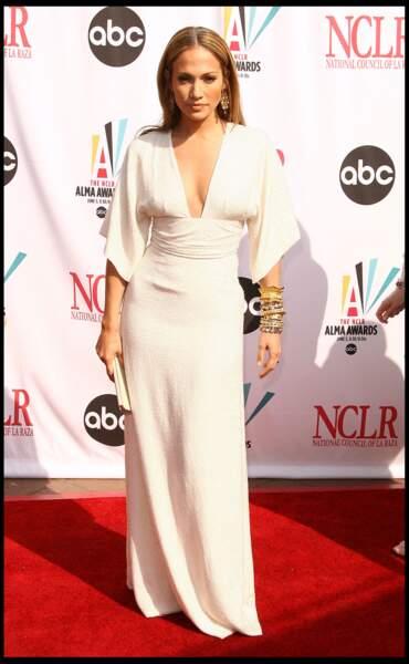 2006 : Jennifer Lopez fine et msuclée affiche une silhouette parfaite