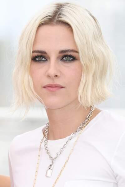 Le blond blanc de Kristen Stewart