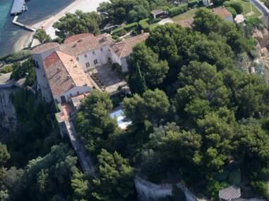 PHOTOS – La piscine d'Emmanuel et Brigitte Macron au fort de Brégançon