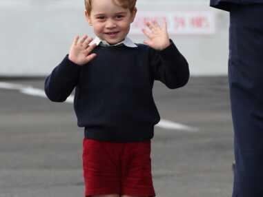 Les shorts du Prince George