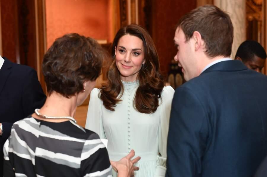 Kate Middleton était également présente pour ce jour si important pour le prince Charles