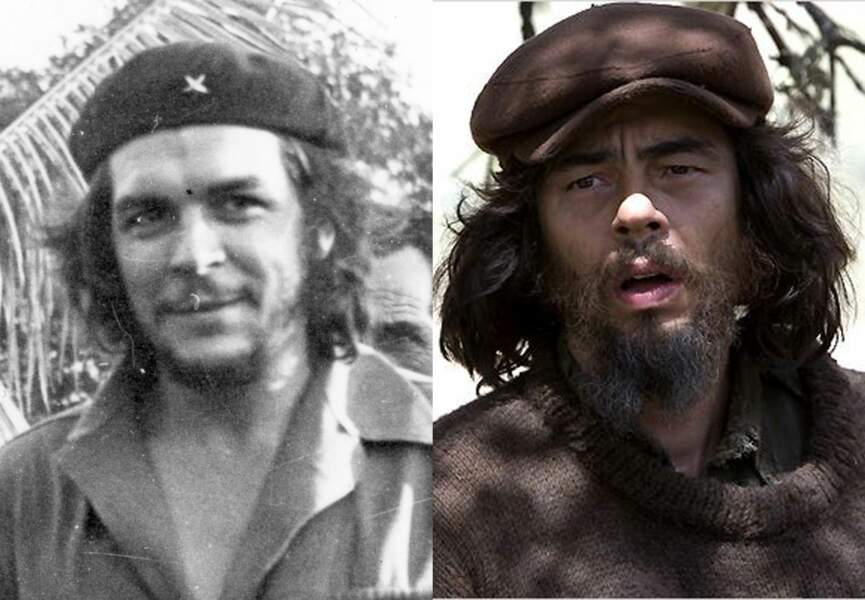Benicio Del Toro joue le Che
