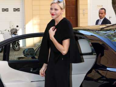 Photos  - Akris, Gucci, Ralph Lauren, Versace, Armani : les plus beaux looks de Charlene de Monaco