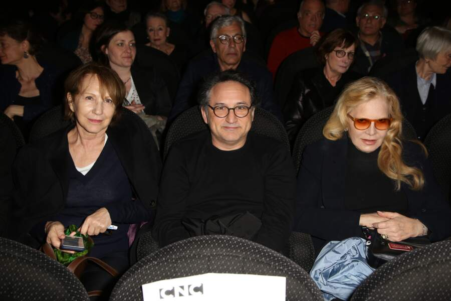 Nathalie Baye, Thierry Klifa et Sylvie Vartan