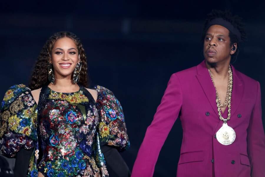 Beyonce et Jay Z, un couple stylé et soudé malgré les tempêtes