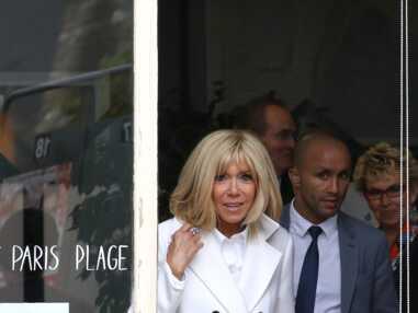 Brigitte Macron, ce bodyguard qui mérite le coup d'oeil