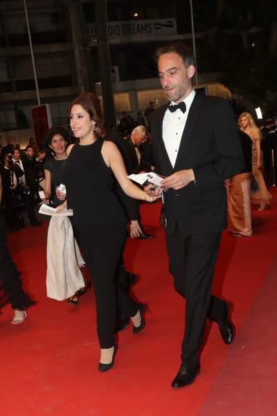 Léa Salamé et son compagnon Raphaël Glucksmann