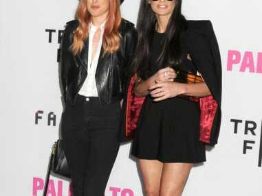 Demi Moore : une quinqua au look d'éternelle ado