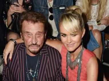 Johnny et Laeticia à Paris