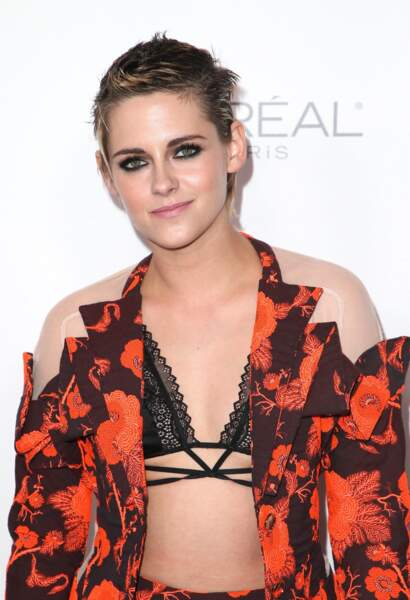 Kristen Stewart à la soirée 'Elle Women in Hollywood Awards' à Beverly Hills, le 16 octobre 2017