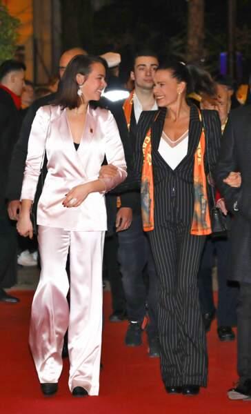 Stéphanie de Monaco et sa fille, Pauline Ducruet très complices