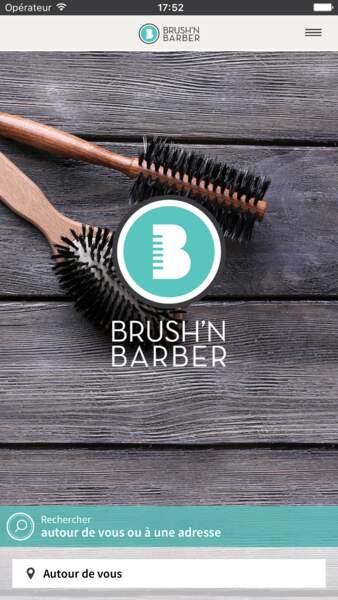 Brush'N'barber ou comment réserver son brushing, sa colo ou sa nouvelle coupe via une appli pratique et futée