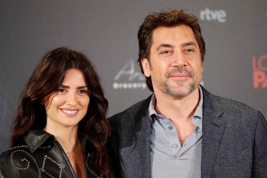 Javier Bardem et Penelope Cruz