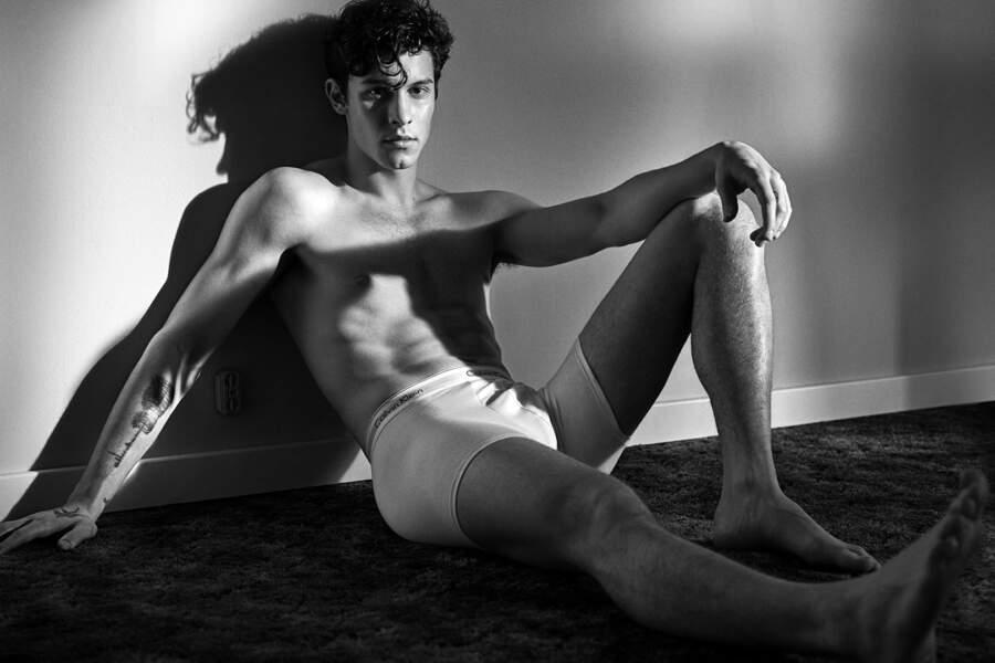 Shawn Mendes fait monter la température avec la campagne Calvin Klein 2019.